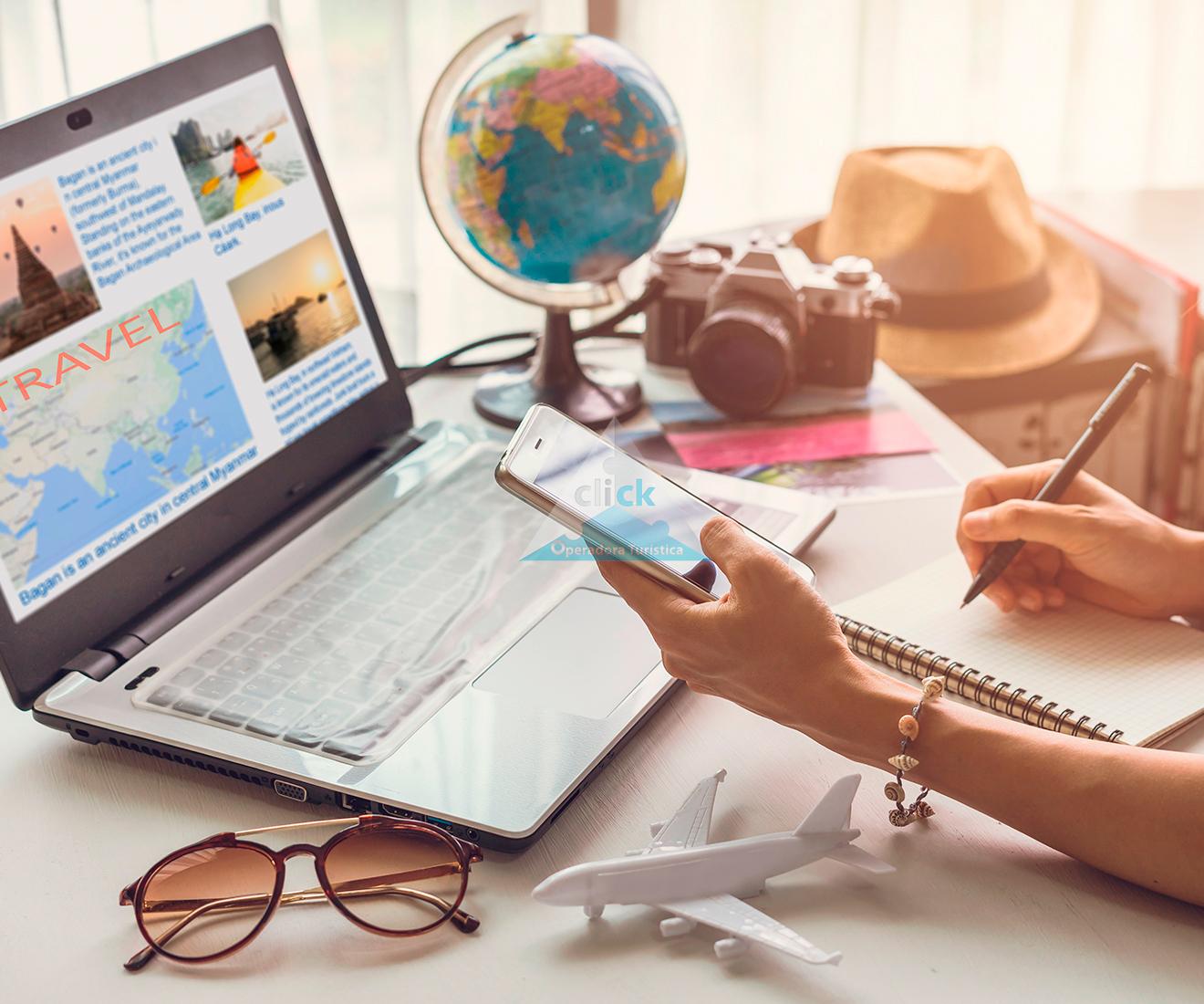 Agenda tu Viaje